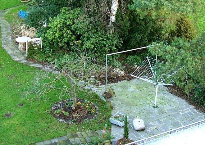 Kein rasen in kleinen g rten garten ohne rasen anlegen for Garten rasen